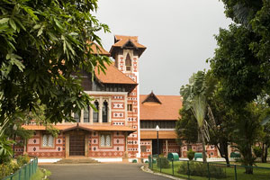 Napier Museum, Kerala, India